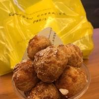 ゴントラン・シェリエのプチシュークリーム