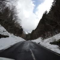 恩原高原 雪景色 2015.03.25 「217」