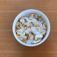 今日の離乳食(朝御飯)【171日目】