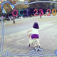 自転車に乗れた日