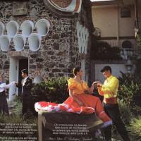 2015年のコスタリカのカレンダー 8 Noche Clara