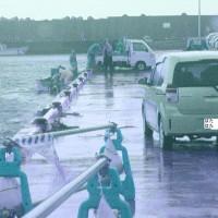 平成28年はたはた道川漁港。