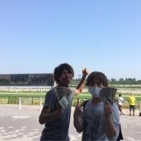 京都競馬場ポタ