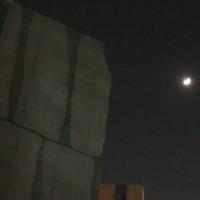 月と火星&図書館へ