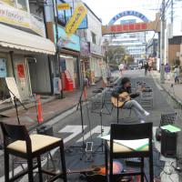 11月12日(土)べっぴんストリートライブ♪。 晴天に恵まれ&盛会でした。。。