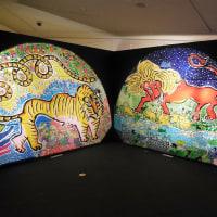 ちひろ美術館・東京で、 『あべ弘士の動物王国展』 をみました。