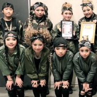 DANCE START 2017.2.19 KIDS部門結果【画像付】