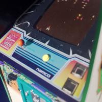 namco アーケードゲームマシンコレクション ギャラクシアン 1/12スケール