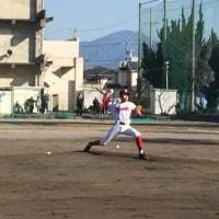 【野球部】全軟静岡地区予選 三回戦
