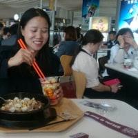 泰王国蘇梅島旅行② 香港国際空港にて!!