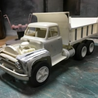 1953 FORD F-900  No.7