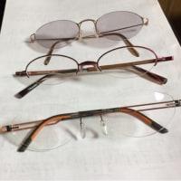 中距離用のメガネ