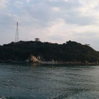 名古屋向け航行