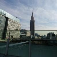 バスタ新宿 welcome