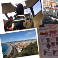 地中海クルーズ Part 8 救助艇