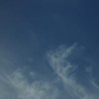 日曜日の巻層雲とか