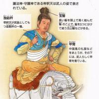 仏教(帝釈天と天部像)