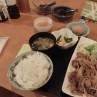 Lunchは『一石』へ。。(^^)v