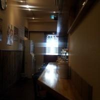 金町駅前北口、ラーメン居抜き店舗1・2階延14坪何業可。