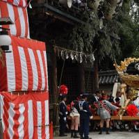 魚吹八幡神社 秋季例祭 '16