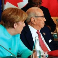G7 トランプの米国と欧州勢が対立 安倍首相が融和に奔走