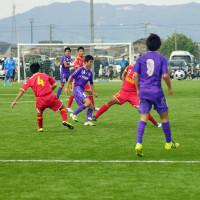 全国高校サッカー選手権佐賀大会 準々決勝