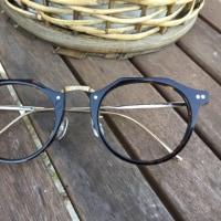 最近のメガネの特徴か?