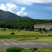 大山の裾野を走って鏡ヶ成へ in 鳥取・伯耆町、溝口町、江府町
