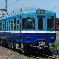 ■銚子電気鉄道・犬吠駅付近