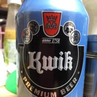 ビール、もとい 発泡酒です