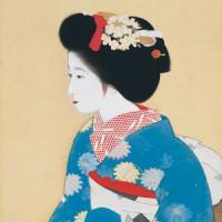 西宮市大谷記念美術館 日本画にみる 四季のうつろいを見に行きました!
