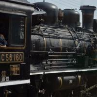 蒸気機関車の美しさC56160
