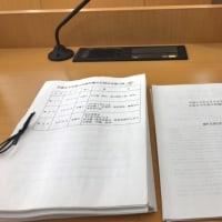平成29年第2回境町議会定例会が開会
