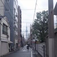 初めての東京スカイツリー