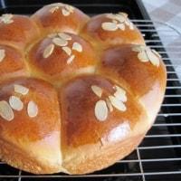 クリームたっぷり ちぎりパン