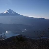 久しぶりの山梨県潜入! 体調不良なのでのんびり富士山を眺めながら。2016.12.3