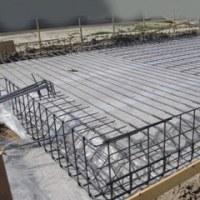 HABITA 出居民家 新築工事 基礎配筋工事