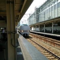 大阪に向けてばく進中