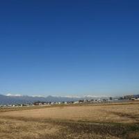 常念岳 2016/12/2