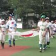 豊島区・区長杯少年野球大会開会式
