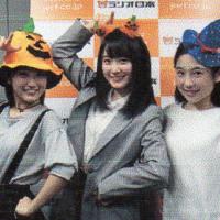 「ラジオ日本、カントリー・ガールズの只今ラジオ放送中!!」第81回 (10/23)