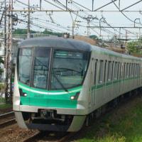 2017年5月24日 小田急  柿生  東京メトロ 16010F
