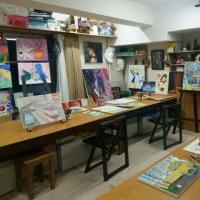 絵と工作の教室、プチアトリエ