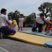 保育参観(体操教室)