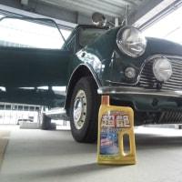 今年初の洗車