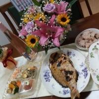 春の珍味★鯛の白子★祝い鯛追記