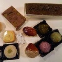 和菓子~秋の研修2日目