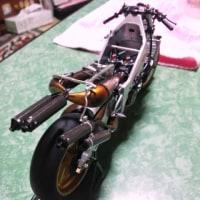 長谷川模型NSR500制作記。
