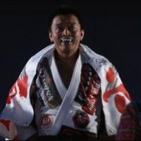 ブラジリアン柔術全日本チャンピオンから推薦を頂きました!