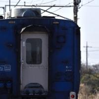 記念に撮っただけ!!金太郎牽引、東武14系甲種輸送。